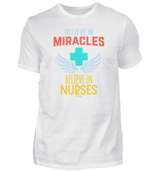 Nurse belief in miracles Engel