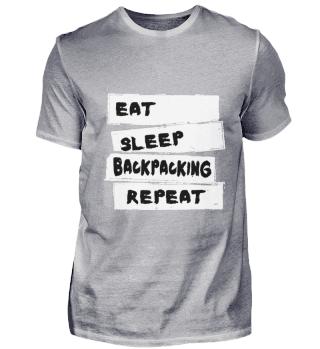 Backpacking - Getoutside Tshirt