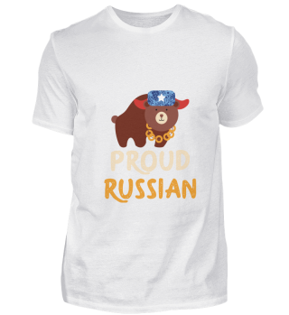 Russia Proud Russian Russian Bear