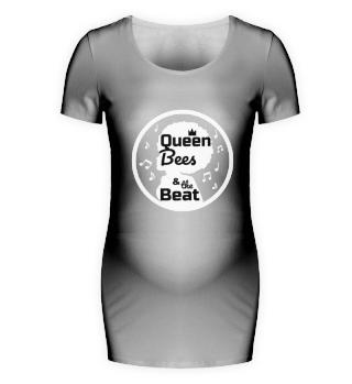 Queen Bees Schwangerschafts-Shirt