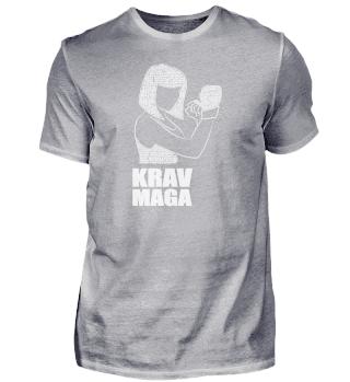 Krav Maga Fighter Girl Selfe Defense