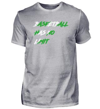 Basketball, no limit, Spruch, Geschenk