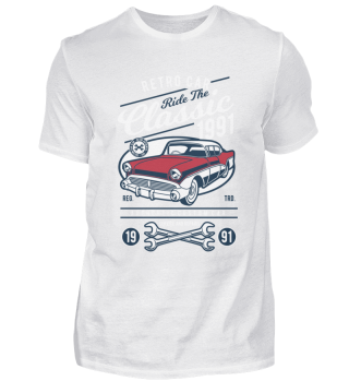 RETRO CAR 19.6