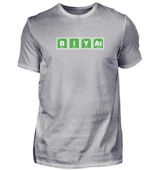BLYAT Chemical Elements - Funny Gift