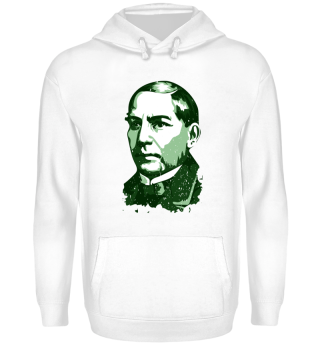 Benito Juarez Head Freedom Reformer
