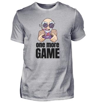 Gamer Grandpa Videomann funny gift