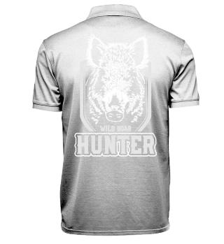WILD BOAR HUNTER Wildschwein Jagd Jäger