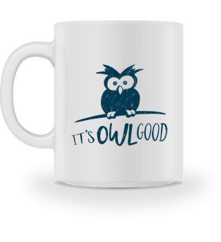 OWL Good kleine Eule Tasse