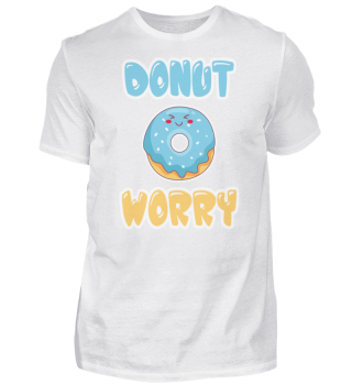 donut worry funny