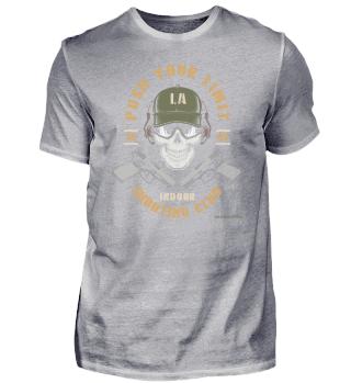 Skull Shooter Shirt