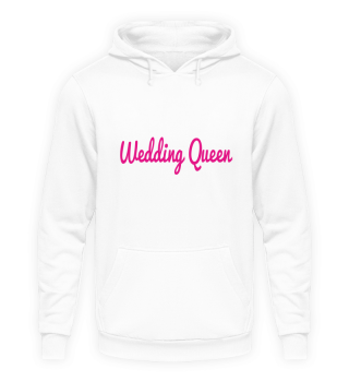 Wedding Queen Hoodie
