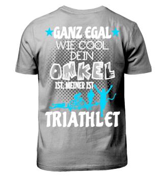 Triathlon Kinder - Onkel Triathlet