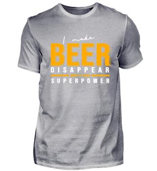 Bier Getränk Superpower