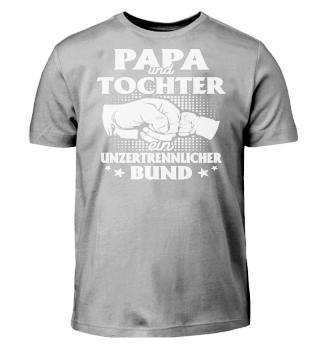 Papa Und Tochter T-shirt