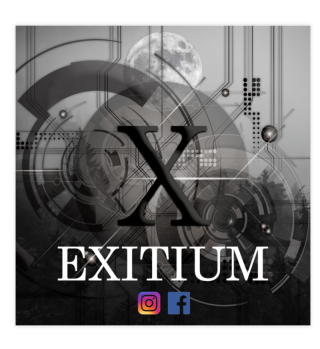 Exitium Sticker (Small)