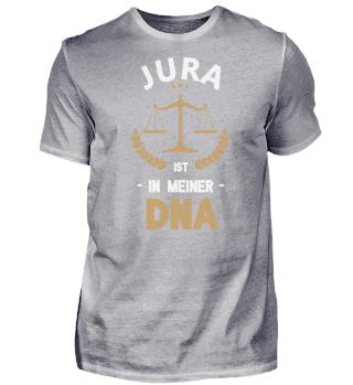 Jura ist in meiner DNA