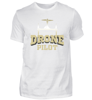 Drone Pilot Aviator Fly Quadcopter Gift