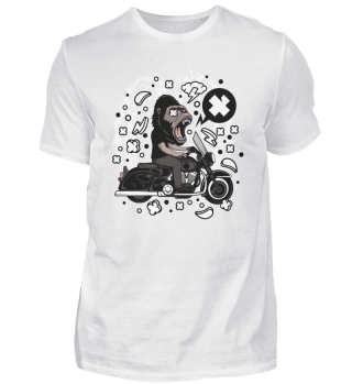 ☛ Gorilla Biker #20.1