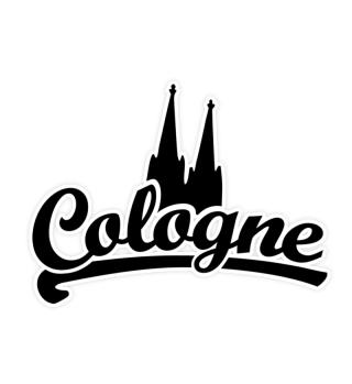 Cologne mit Kölner Dom