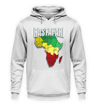 UK RASTAFARI-Africa -Rasta Color Gift
