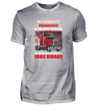 Funny Trucker Semi-Trailer Truck Driver