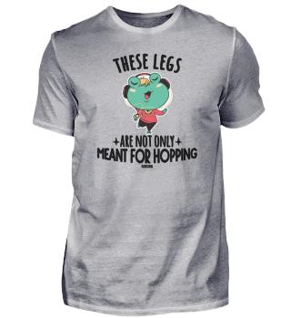 Frog dancing to music tadpole