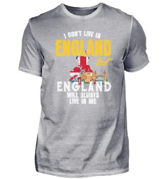 England Flagge Urlaub Geschenk