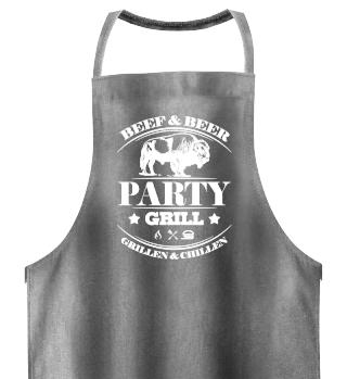☛ Partygrill - Grillen & Chillen - Beef #3W