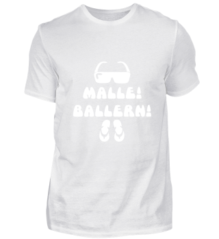 MALLE! BALLERN! (w)