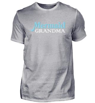 Mermaid Grandma | Grandmother Mermaid