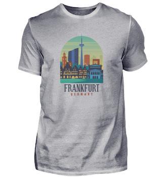 tolles Deutschland Frankfurt geschenk