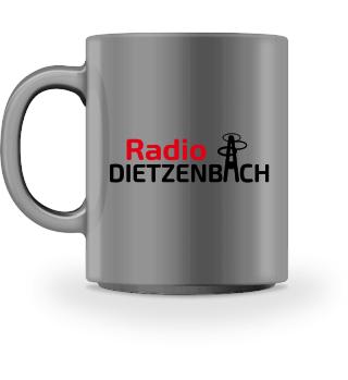Radio Dietzenbach Tasse weiß