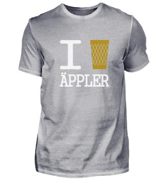 I love Äpper