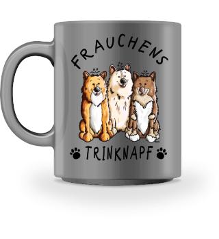 Frauchens Trinknapf Islandhunde I Tasse