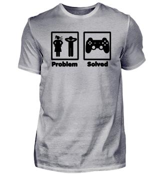 problem solved gaming gamer
