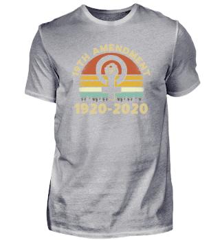 19th Amendment 100th Anniversary