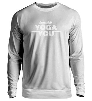 Basis Unisex sweater Namasté @ Yoga You