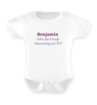 Springteufel - Body Name Benjamin