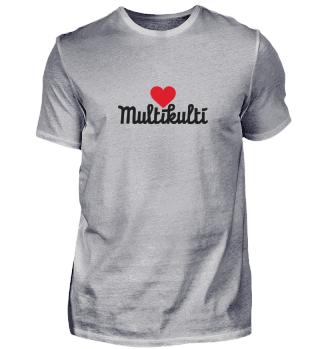 LOVE MULTIKULTI