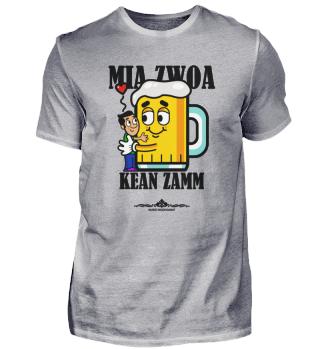 BIER - Mia zwoa kean zamm