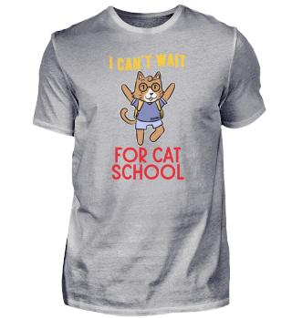 Cat Nerd School learn smart kitten