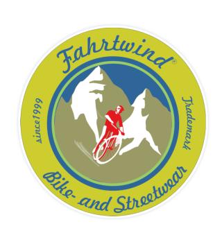 Fahrtwind Trademark Sticker