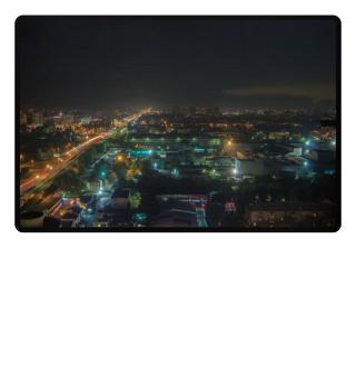 Kiev bei Nacht