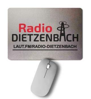 Radio Dietzenbach Mousepad