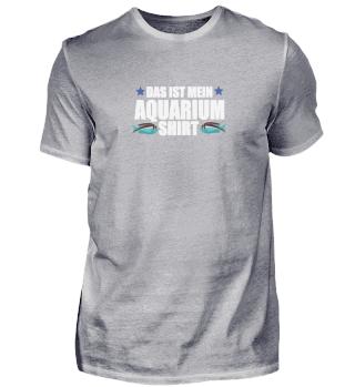 mein Aquarium Shirt