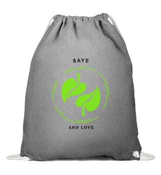 Save and Love - Gymsac