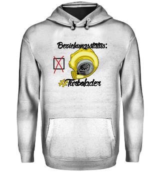 Turbolader Hoodie