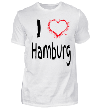 I LOVE Hamburg