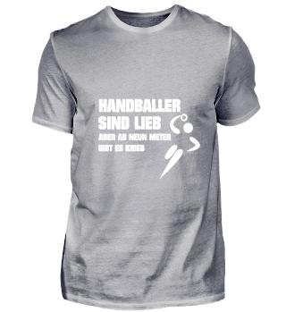 Handballer Geschenk Geschenkidee