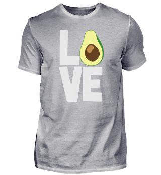 Avocado Liebe   Vegan Vegetarisch Gemüse